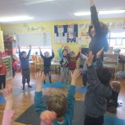 Yoga with Juniors 17/02/15